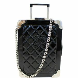 CHANEL Evening In The Air Trolley Crossbody Bag